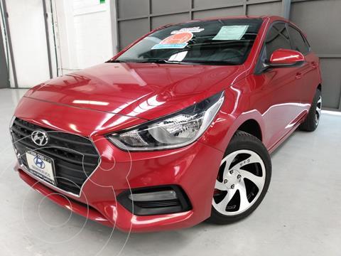 Hyundai Accent HB GL Mid usado (2020) color Rojo precio $253,000