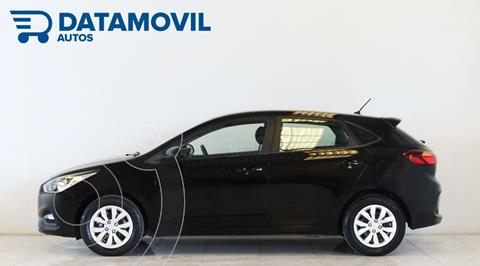 Hyundai Accent HB GL Aut usado (2018) color Negro precio $218,000