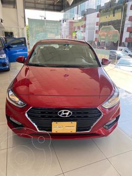 Hyundai Accent HB GL Mid usado (2019) color Rojo precio $265,000