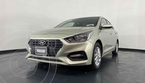 Hyundai Accent GL Aut usado (2018) color Plata precio $244,999
