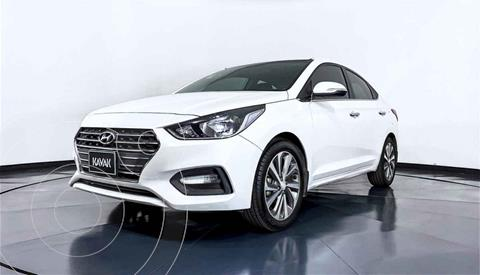 Hyundai Accent GLS Aut usado (2018) color Cafe precio $254,999