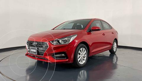 Hyundai Accent GL Mid usado (2018) color Rojo precio $207,999