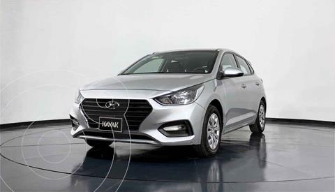 Hyundai Accent HB GL Aut usado (2020) color Plata precio $254,999