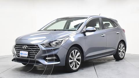 Hyundai Accent HB GLS Aut usado (2019) color Gris precio $246,000