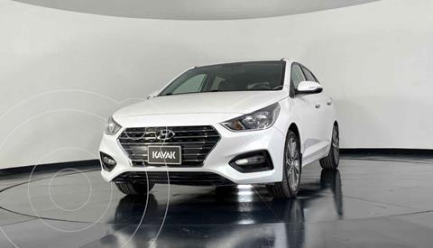 Hyundai Accent HB GLS Aut usado (2018) color Blanco precio $259,999