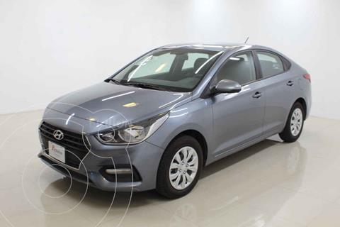 Hyundai Accent GL usado (2019) color Gris precio $199,000