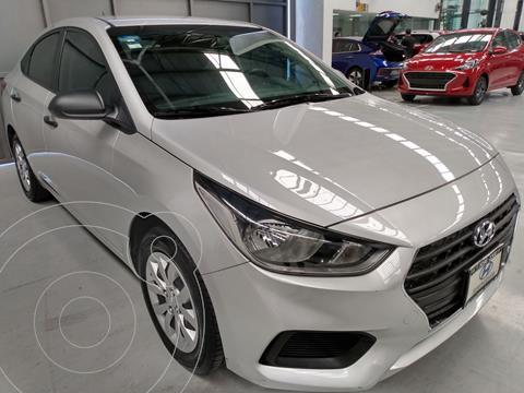 Hyundai Accent GL Mid Aut usado (2018) color Plata Dorado precio $184,900
