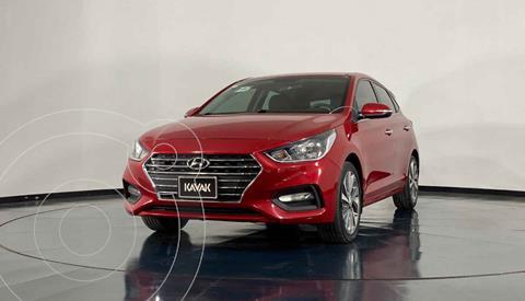 Hyundai Accent HB GLS Aut usado (2018) color Rojo precio $245,999