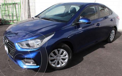Hyundai Accent GL usado (2019) color Azul precio $223,000