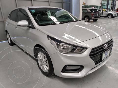Hyundai Accent HB GL Mid usado (2020) color Plata Dorado precio $238,900