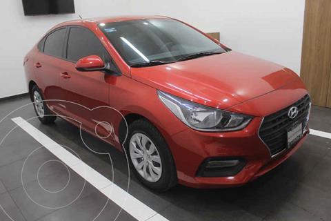 Hyundai Accent GL usado (2020) color Rojo precio $225,000
