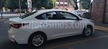 Hyundai Accent Sedan GL Mid usado (2020) color Blanco precio $250,000