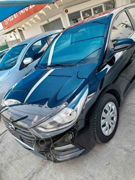 Hyundai Accent GL Aut usado (2021) color Negro precio $255,000