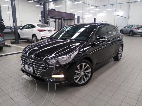 Hyundai Accent HB GLS Aut usado (2019) color Negro precio $265,000