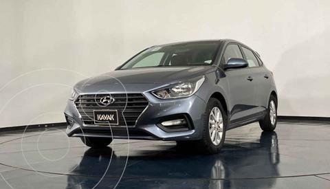 Hyundai Accent HB GL Mid usado (2018) color Gris precio $214,999