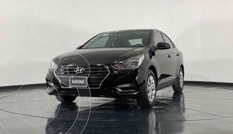 Hyundai Accent GL usado (2018) color Blanco precio $199,999
