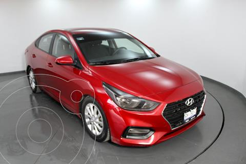 Hyundai Accent HB GL Mid usado (2020) color Rojo precio $224,500