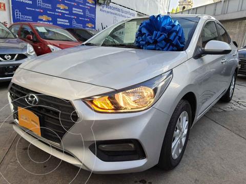 Hyundai Accent GL Mid usado (2020) color Gris precio $228,500