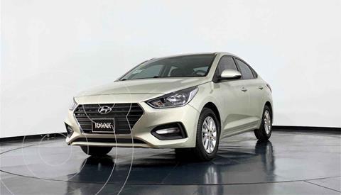 Hyundai Accent GL Mid Aut usado (2018) color Beige precio $227,999