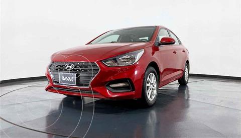 Hyundai Accent GL Mid usado (2018) color Rojo precio $222,999