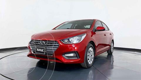 Hyundai Accent GL Mid usado (2018) color Rojo precio $212,999