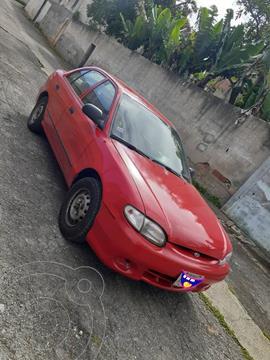 Hyundai Accent LS 1.5 Sinc. usado (2003) color Rojo precio u$s1.600