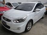 Foto venta Carro usado Hyundai Accent Vision 1.6 GLS Mec 4P (2017) color Blanco precio $43.900.000