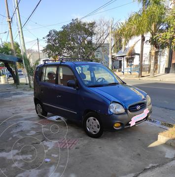 Hyundai Atos 1.0 GLS con Aire usado (1999) color Azul precio $270.000