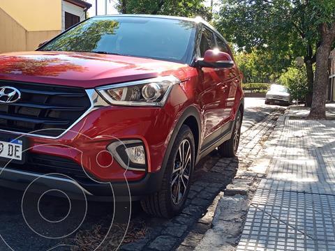 Hyundai Creta Safety usado (2021) color Rojo precio $3.000.000