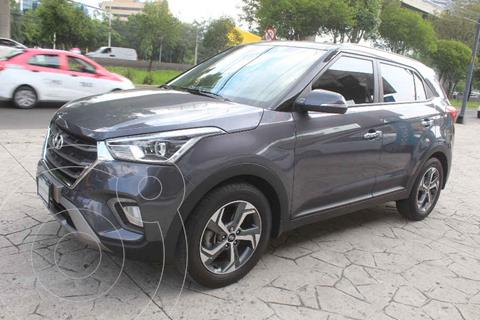 Hyundai Creta GLS Premium Aut usado (2019) color Gris precio $310,000