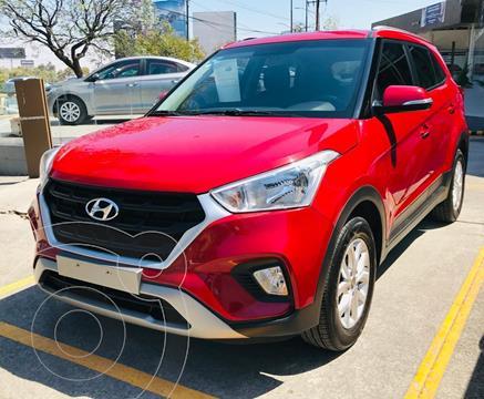 Hyundai Creta GLS usado (2019) color Rojo precio $269,000