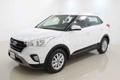 Hyundai Creta GLS Aut usado (2020) color Blanco precio $299,000