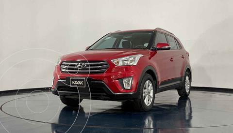 Hyundai Creta GLS Aut usado (2018) color Rojo precio $287,999