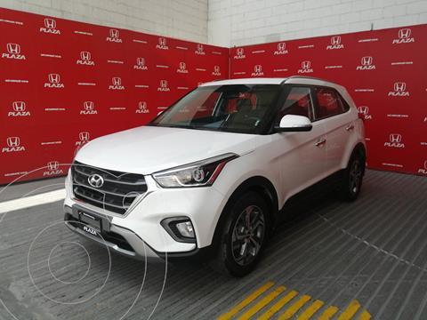 Hyundai Creta Limited usado (2019) color Blanco precio $330,000