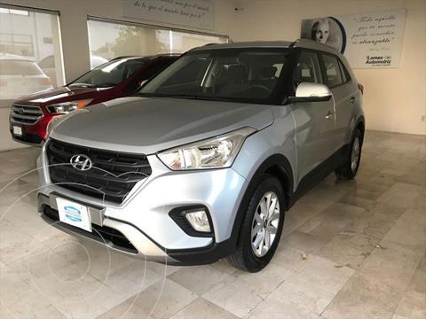 Hyundai Creta GLS TM usado (2020) color Plata precio $304,000