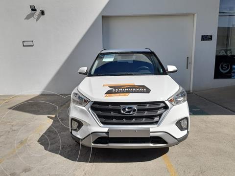 Hyundai Creta GLS usado (2020) color Blanco precio $315,000