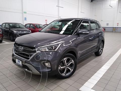 Hyundai Creta Limited usado (2019) color Gris precio $335,000