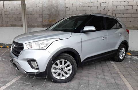 Hyundai Creta GLS Aut usado (2019) color Plata precio $310,000
