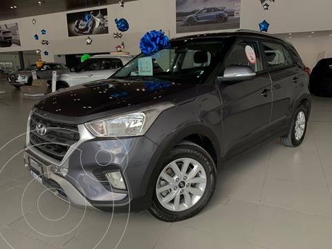 Hyundai Creta GLS Aut usado (2020) color Gris Oscuro precio $345,000