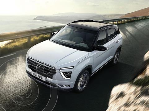 Hyundai Creta GLS IVT nuevo color Negro financiado en mensualidades(mensualidades desde $3,199)