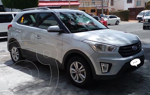Hyundai Creta GLS Aut usado (2018) color Plata precio $258,000
