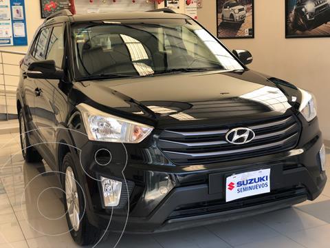 Hyundai Creta GLS Aut usado (2018) color Negro precio $245,000