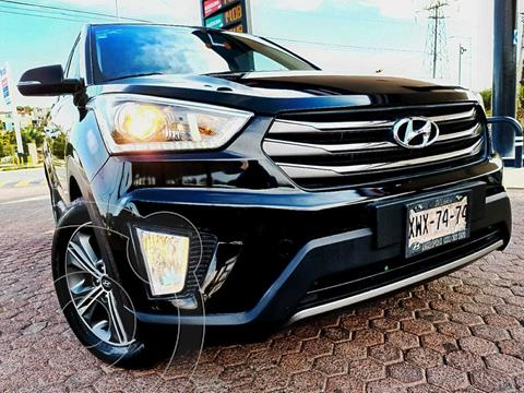 Hyundai Creta GLS Premium usado (2017) color Negro precio $190,000