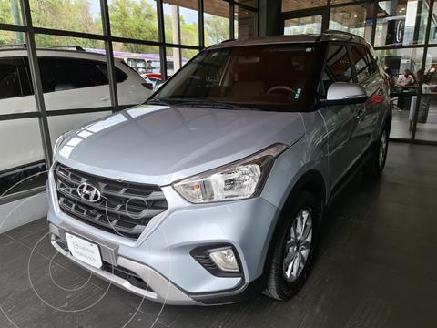 Hyundai Creta GLS Aut usado (2020) color Plata precio $340,000