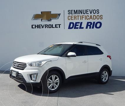 Hyundai Creta GLS usado (2018) color Blanco precio $280,000