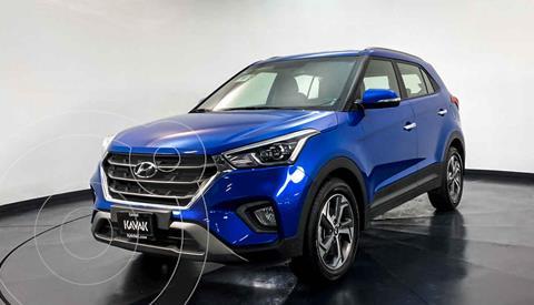 Hyundai Creta GLS Premium Aut usado (2019) color Azul precio $297,999