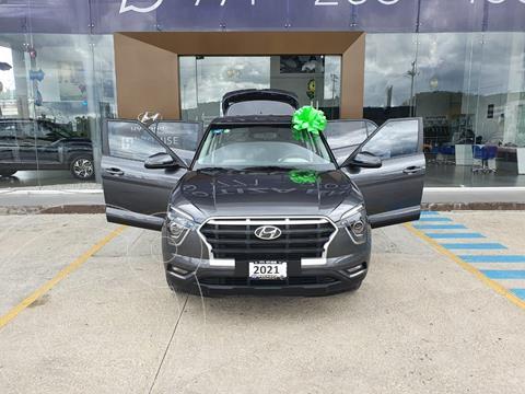 Hyundai Creta GL usado (2021) color Gris Oscuro precio $340,000