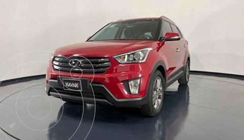 Hyundai Creta Limited Aut usado (2018) color Rojo precio $282,999