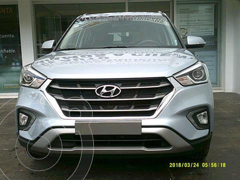 Hyundai Creta Limited Aut usado (2020) color Plata precio $380,000