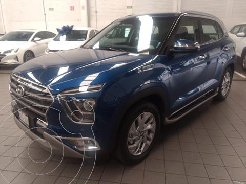 Hyundai Creta GLS Premium usado (2021) color Azul precio $417,000